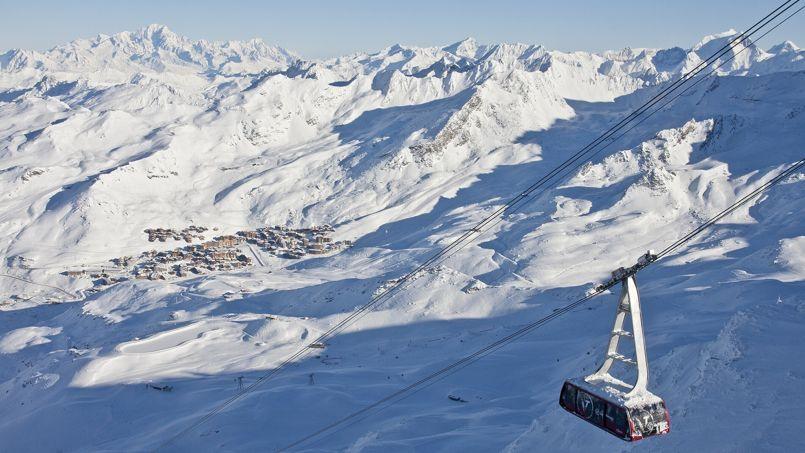 Val-Thorens élue meilleure station de ski du monde