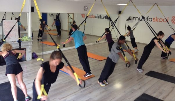 multifaskool pilates training EVJF