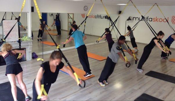 multifaskool pilates training EVJF