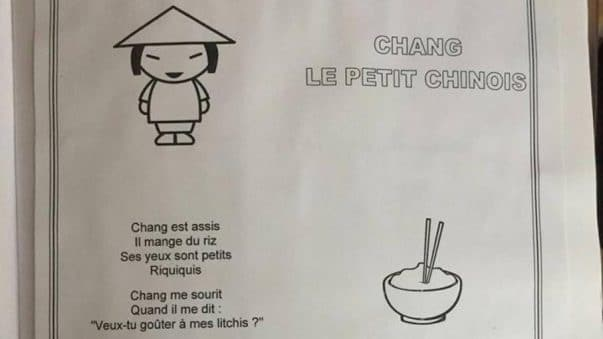 CHANG le petit chinois