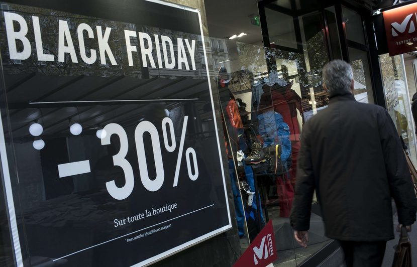 Le Black Friday en novembre