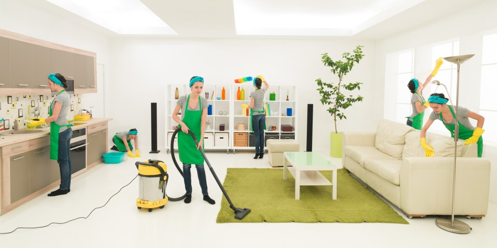 Le grand ménage