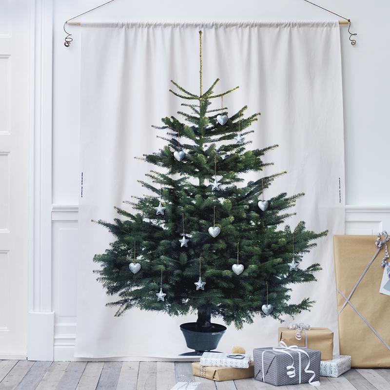 Installer le sapin de Noël