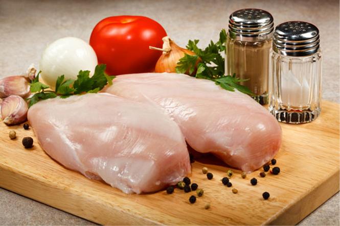 Le poulet ou la dinde