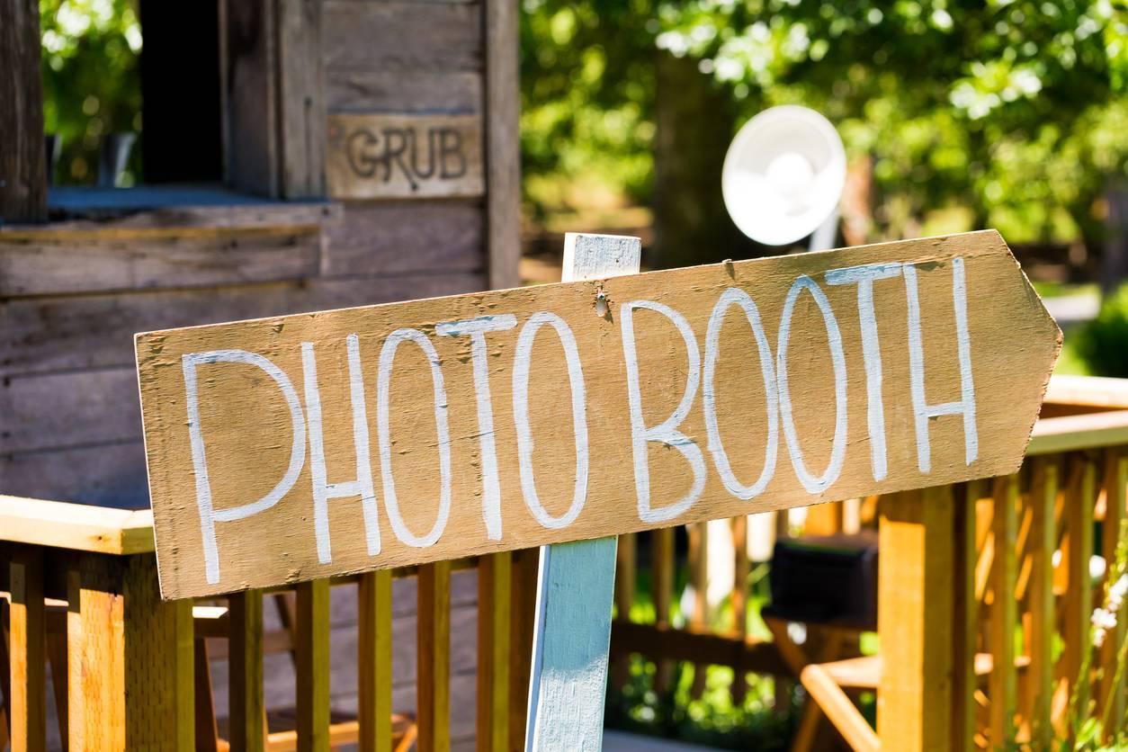 photobooth fête entreprise