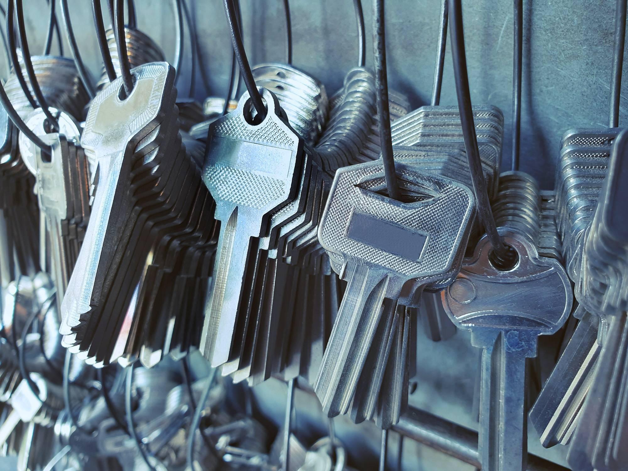serrurier clés intervention